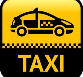Taxi bilde